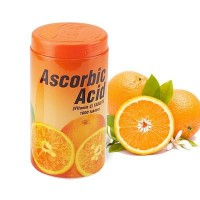 泰國Ascorbic Acid Tablets VitaminC 維他命c咀嚼片(1000粒)