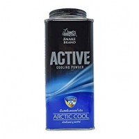 泰國Snake Brand Active Cooling Powder Arctic Cool蛇牌清涼止痕爽身粉(缺貨)